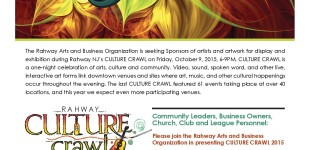 Attention Rahway Businesses! Become a Sponsor Here!